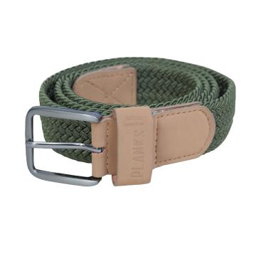 Planks   Hitcher Belt - Army Green