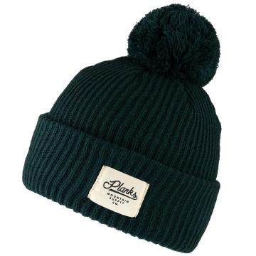 Planks Unisex Mountain Supply Co. Bobble - Racing Green