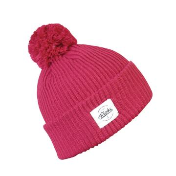 Planks Mountain Supply Co Beanie - Berry
