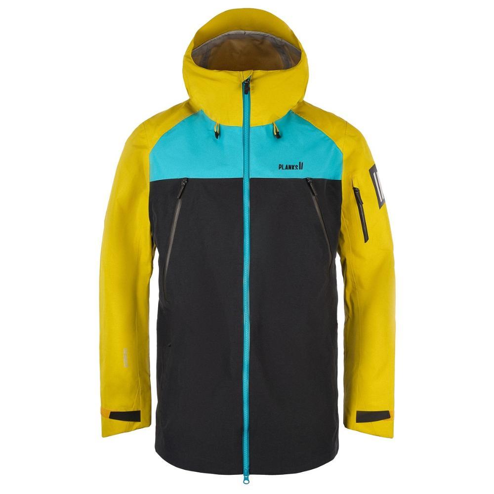 Planks 2021 Men's Yeti Hunter Shell Jacket