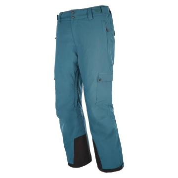 Planks Men's Good Times Insulated Pants - Peacock