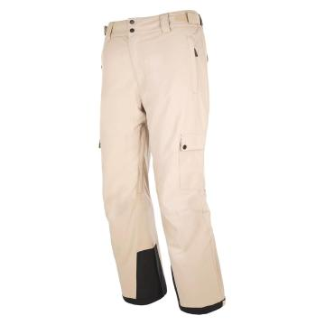 Planks Men's Good Times Insulated Pants - Mushroom