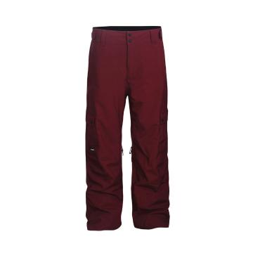 Planks   Men's Good Times Insulated Pants - Maroon