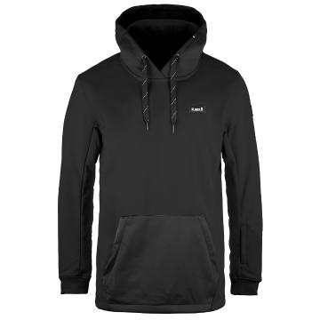 Planks Men's Parkside Softshell Riding Hoodie - Black