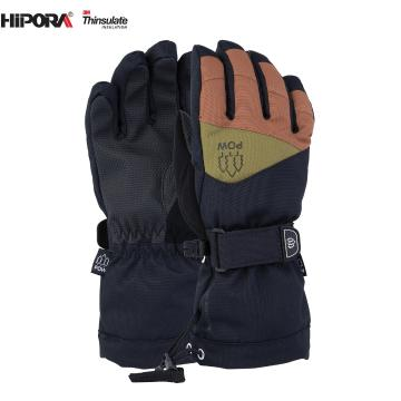 POW 2021 Youth Ascend Gloves - Tortoise Shell