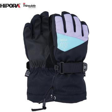 POW 2021 Youth Ascend Gloves - Grape