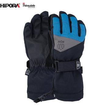 POW 2021 Youth Ascend Gloves - Blue