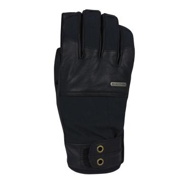 POW Men's Tanto Snow Gloves - Black