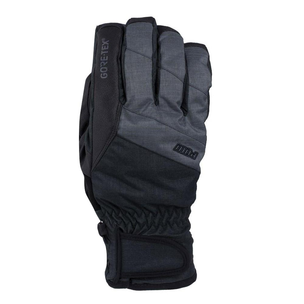 Men's Warner Gore-Tex Short Snow Gloves