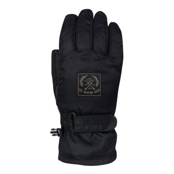 POW   XG Mid Snow Gloves - Black