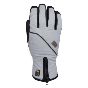 POW Women's Gem Snow Gloves - Ash