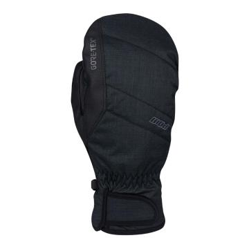 POW 2018 Men's Warner Gore-Tex Short Snow Mittens - Black