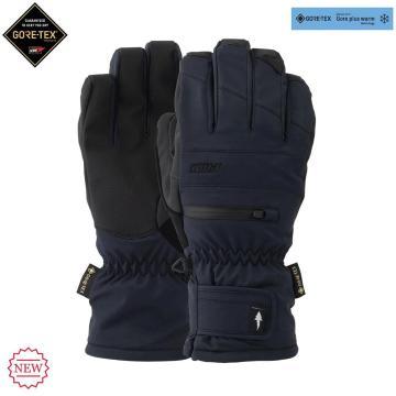POW 2020 Men's Wayback GTX Short Gloves No Liner - Black