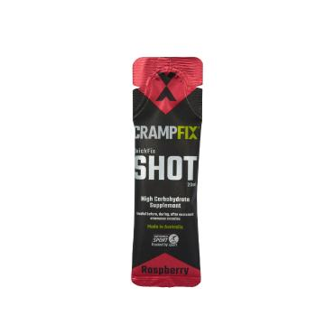 Cramp Fix Quick Fix Shot 20ml - Raspberry