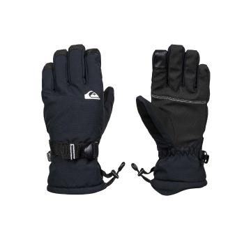 Quiksilver 2021 Youth Mission Youth Gloves - True Black