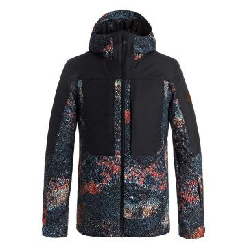 Quiksilver 2018 Youth Travis Rice Ambition 15K Snow Jacket