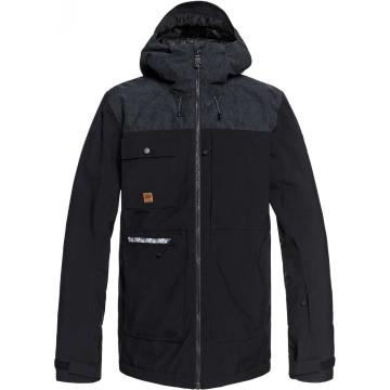 Quiksilver   Men's Arrow Wood Jacket
