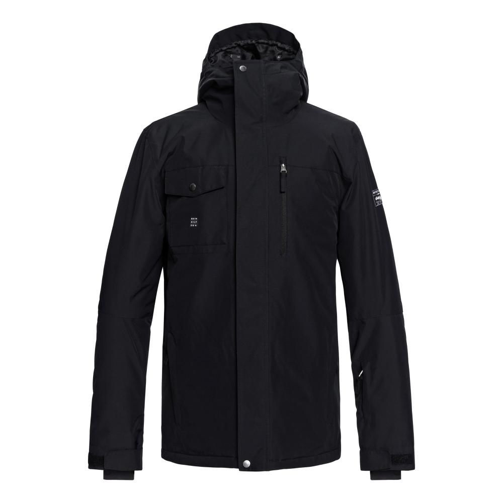 2019 Men's Mission Solid Jacket