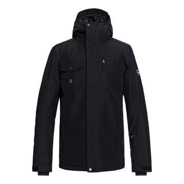 Quiksilver 2019 Men's Mission Solid Jacket