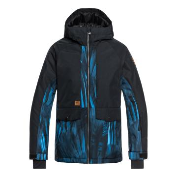 Quiksilver   Tr Ambition Youth Jacket