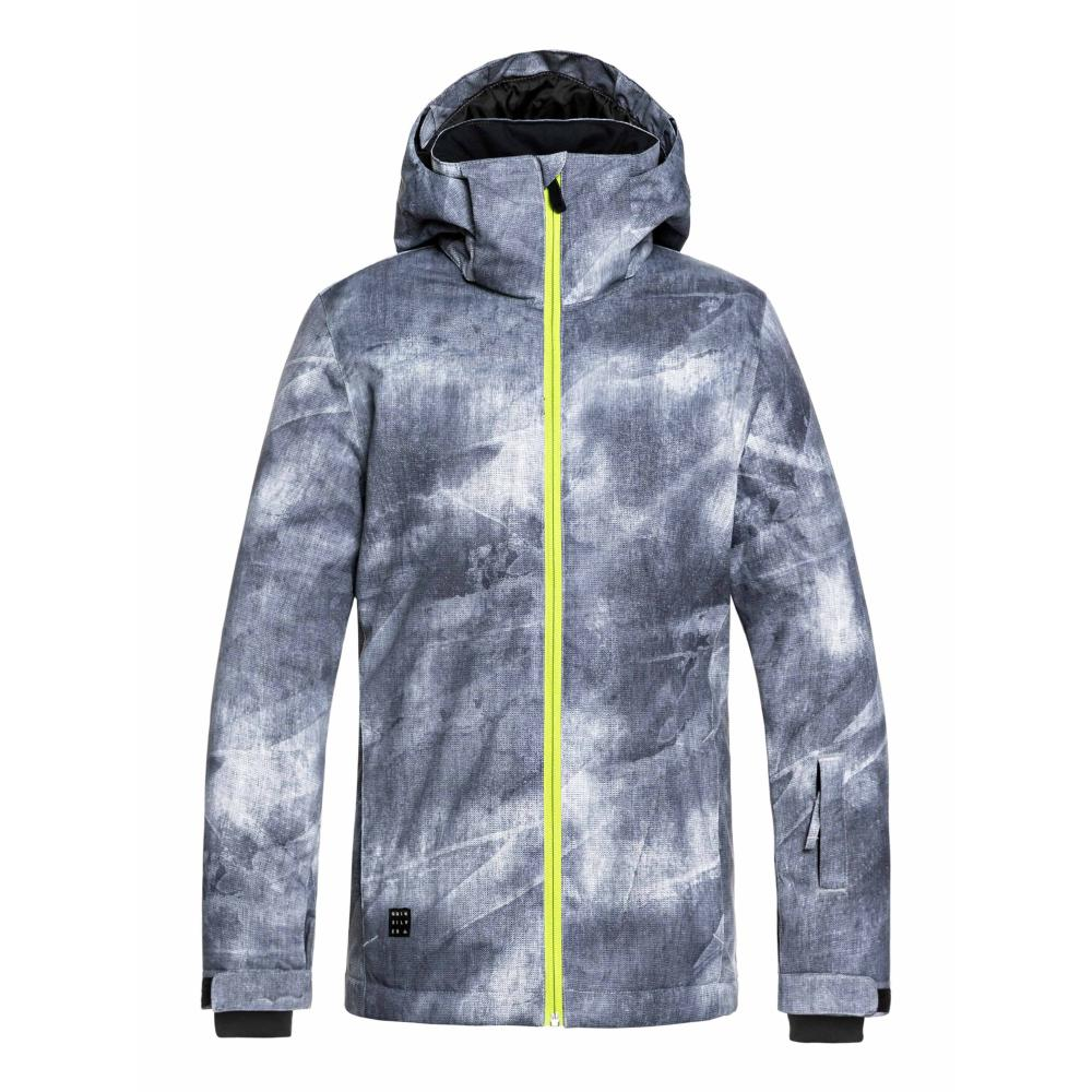 Mission Printed Youth Jacket
