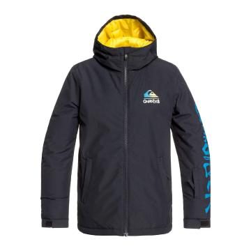 Quiksilver 2020 Boys In The Hood Youth Jacket - Black