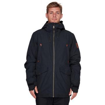 Quiksilver 2020 Men's Drift Jacket - Black