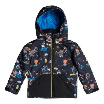 Quiksilver 2020 Kids Little Mission Snow Jacket