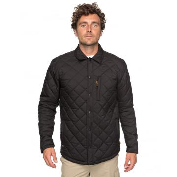 Quiksilver Men's Puffed Up Quilted Jacket - Waterman Collection