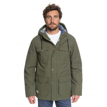 Quiksilver Men's Weather Jacket - Waterman Collection