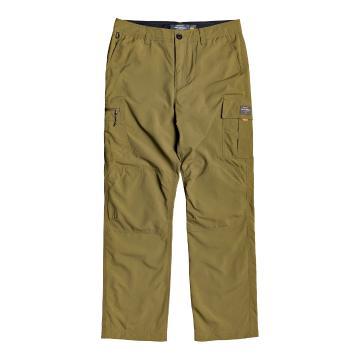 Quiksilver Men's Skipper Pants - Military Olive