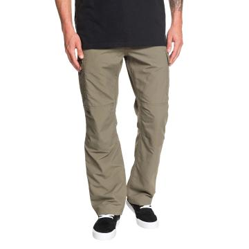 Quiksilver Men's Waterman Skipper Pant - Dusty Olive