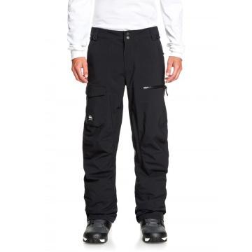 Quiksilver 2021 Men's Utilty Snow Pant - True Black