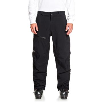 Quiksilver 2021 Men's Forever 2L Gore-Tex Pants - True Black