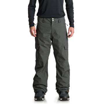 Quiksilver 2019 Men's Porter Shell Pants - Dark Shadow