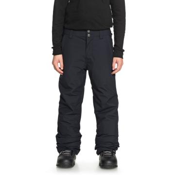 Quiksilver 2019 Boy's Estate Youth Pants - Black