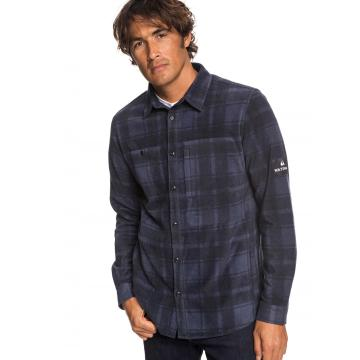 Quiksilver Men North Sea Expedition LS Shirt - Parisian Night