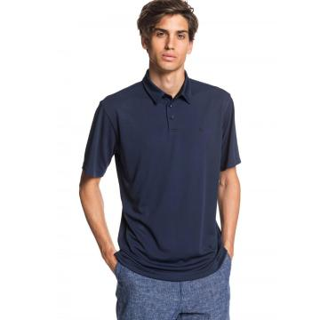 Quiksilver Waterman Men's Water Polo Shirt - Navy iris