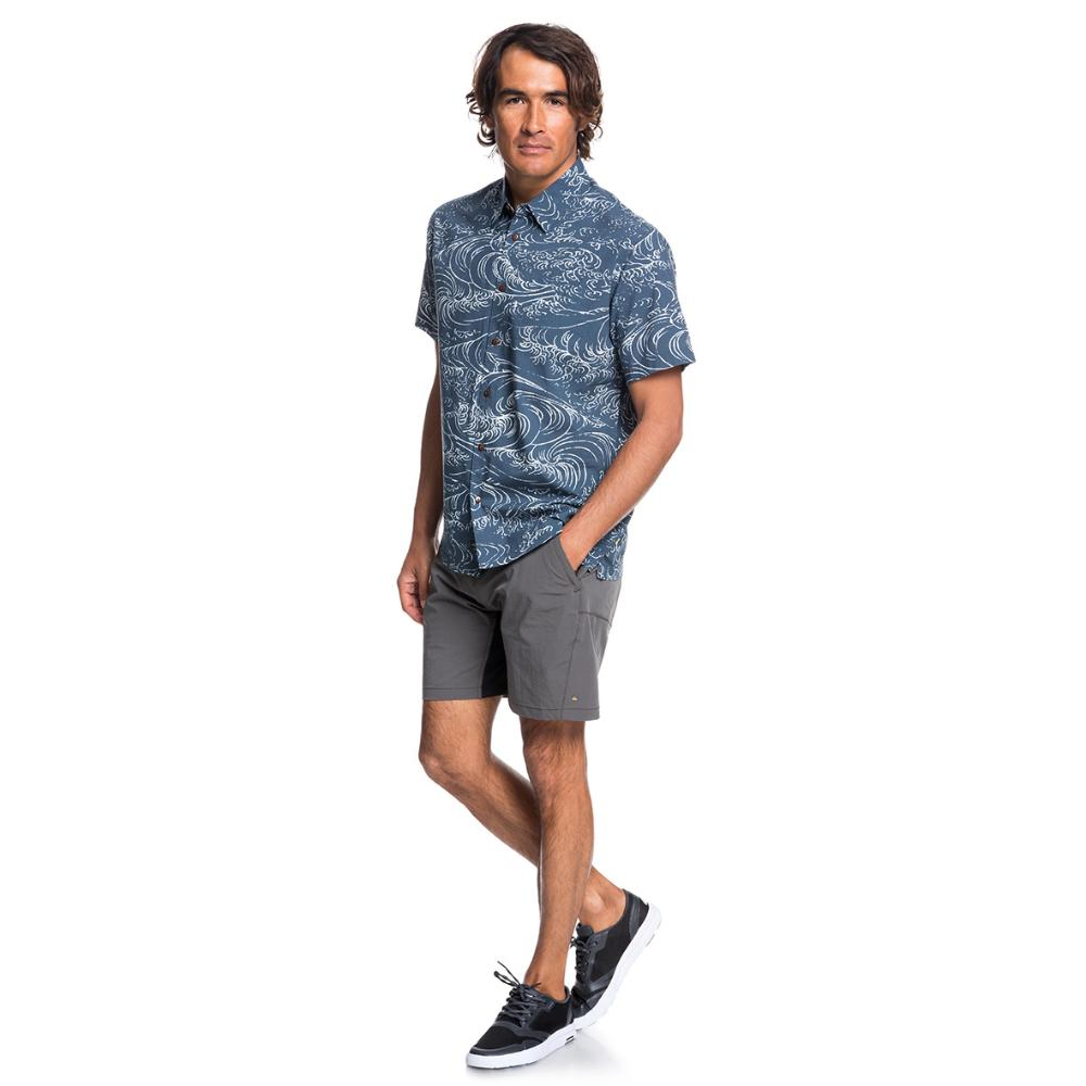 Mens Wind and Waves SS Shirt