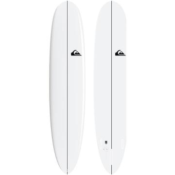 Quiksilver 2020 Long Log Surfboard - White