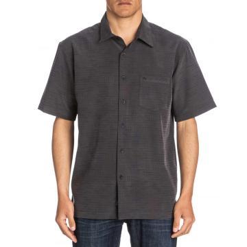 Quiksilver Men's Centinela 4 Short Sleeve Shirt