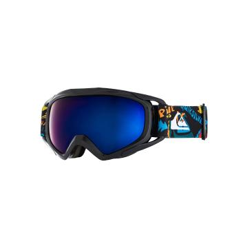 Quiksilver 2021 Youth Eagle 2.0 Goggles - True Black Ski Fun