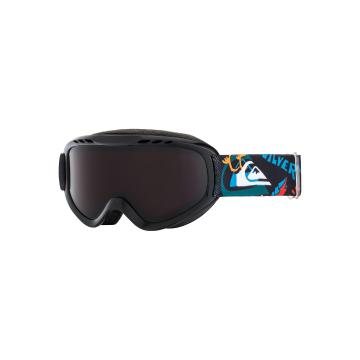 Quiksilver 2021 Youth Flake Goggles - True Black Ski Fun