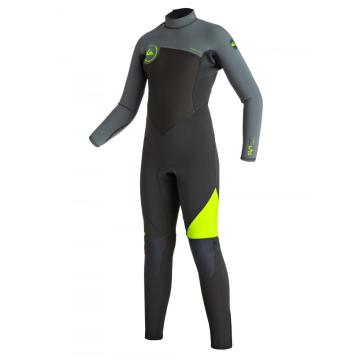 Quiksilver 2017 Boy's Syncro 3/2mm GBS Steamer Wetsuit - 8-16 Years