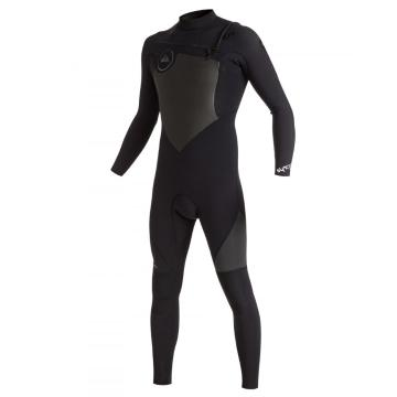 Quiksilver 2017 Men's  Syncro 3/2mm Chest Zip GBS Steamer Wetsuit