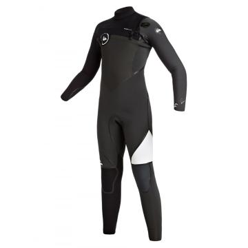Quiksilver Boys 3/2 Syncro Chest Zip Steamer