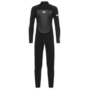 Quiksilver Boys 3/2mm Prologue Wetsuit - Black