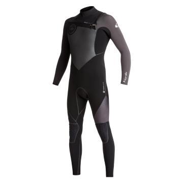 Quiksilver 2018 Men's 4/3mm High Line Plus Steamer Wetsuit - Chest Zip