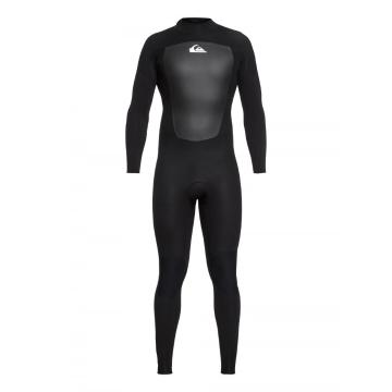 Quiksilver Men's Prologue 4/3MM GBS Wetsuit - Black