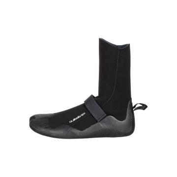Quiksilver 3mm Sessions Round Toe Boots - Black